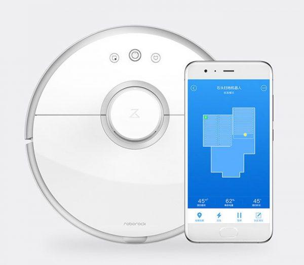 Xiaomi Mijia Roborock Robot Vacuum Cleaner 2 24