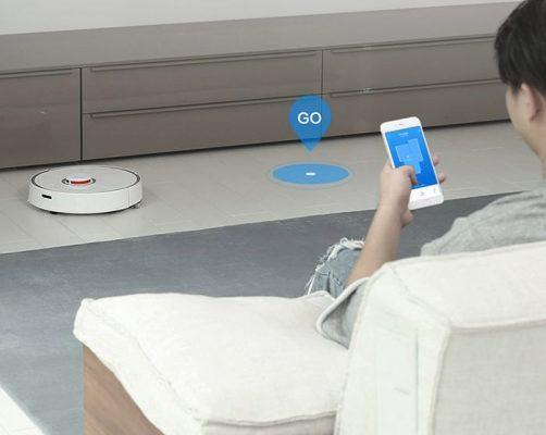 Xiaomi Mijia Roborock Robot Vacuum Cleaner 2 25