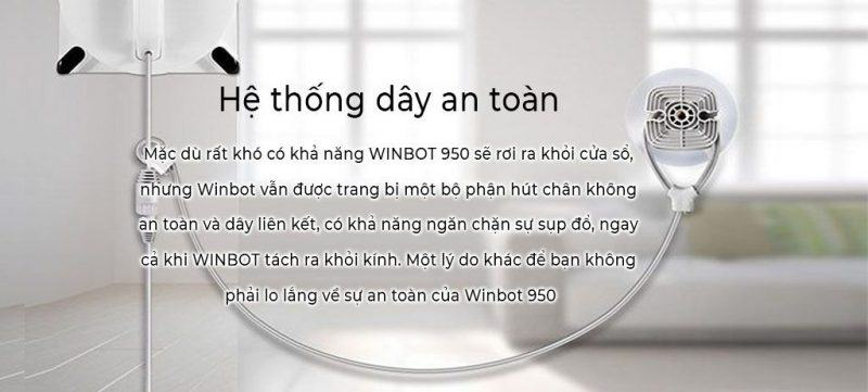 Selling Point 1498107812the Floor Cleaning Robot Winbot 950 Advantage
