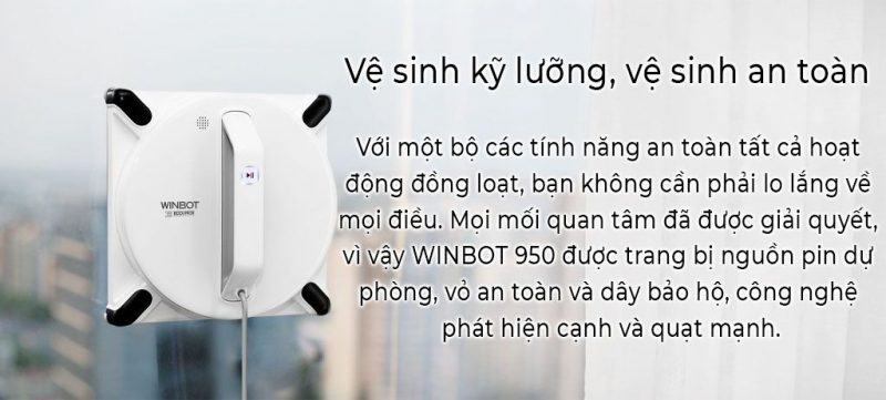 Selling Point 1505698896the Floor Cleaning Robot Winbot 950 Advantage