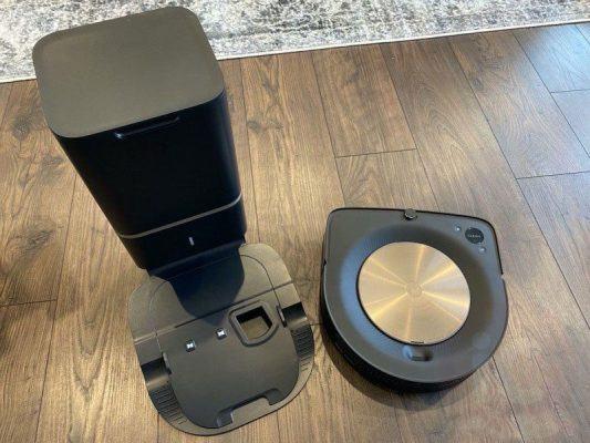 Irobot Roomba S9 Plus P02